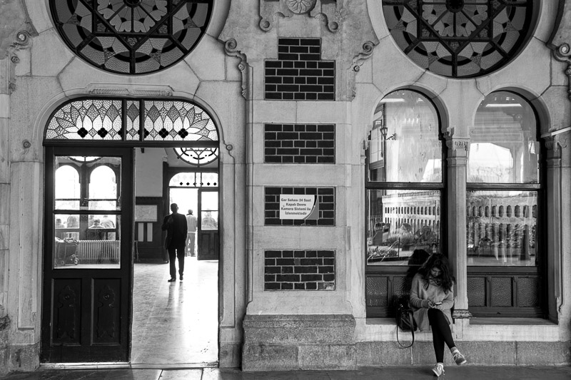 Istanbul Train Station