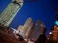 Blue Hour Potsdamer Platz