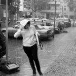 Es regnet viel im Sommer 2017