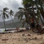 Isla Mamay bei Puerto Lindo
