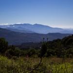 Blick ins Tal nach Boquete