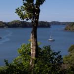 Ausblicke von der Insel auf die Inselwelt ringsherum