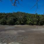 Einsame Strände auf Boca Brava
