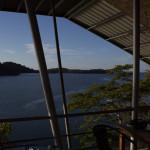 Blich von der tollen Terasse auf Boca Brava