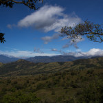 Auf dem Weg über die Berge vom Pazifik an die Karibik