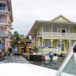 Ankunft in Bocas