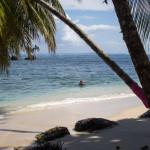 Isla Zapatilla, im Archipel Bocas del Toro