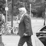 Frank-Walther Steinmeier kommt