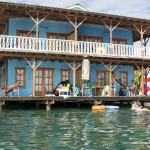 Unterkunft für Touristen in Bocas del Toro Panama