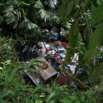 Müllproblem auf der Insel