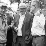 Dieter Puhl, Frank-Walter Steinmeier, Reinhard Naumann
