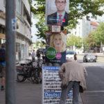 Das ist Deutschland... Ob die, die da drauf abgebildet sind das gut finden?