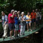 Eine von zwei Touristenattraktionen in El Valle