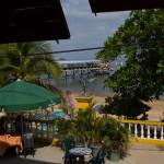 Taboga Uferprommenade