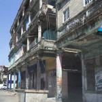 Colon, eine Stadt im Vefall