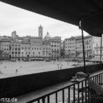 Espresso in Siena