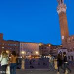 Blaue Stunde am Il Campo