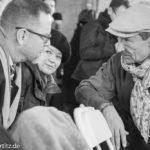 Dieter Puhl im Gespräch mit Ülker Radziwill und Reinhard Naumann