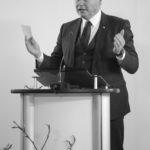 Joachim Lenz, Vorstand der Berliner Stadtmission