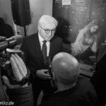 Frank-Walter Steinmeier im Interview