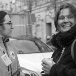Anna-Sofie und Debora