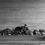 obdachlos, wohnungslos, Berlin, Obdachlosigkeit
