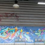 Kunst auf Etage sieben