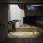 Die Kellergeschoße sind geschlossen und nicht zugänglich