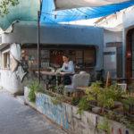 Ein wundervoller, reizneder Cafe-Kiosk in Florentin