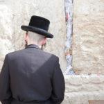 Gebet an der Klagemauer