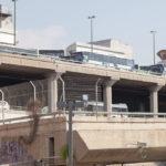 The Beast, der zentrale Busbahnhof von Tel Aviv
