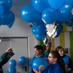 Ballons mit Wunschkarten