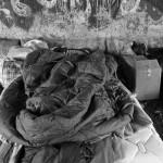 mehrere Schlafsäcke